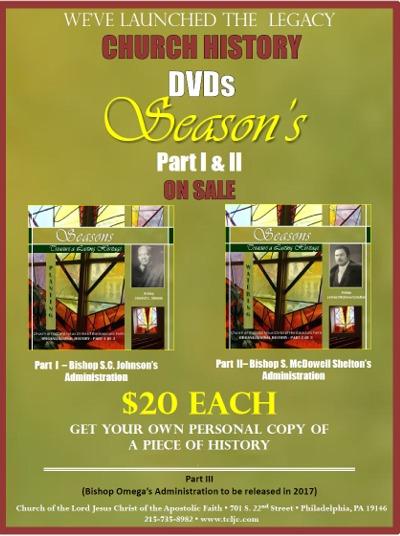 Seasons I and II DVD image