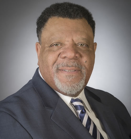 Minister James Strong